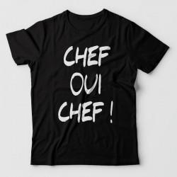 Chef oui chef !