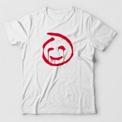 Tee shirt mentalist - Red John smiley